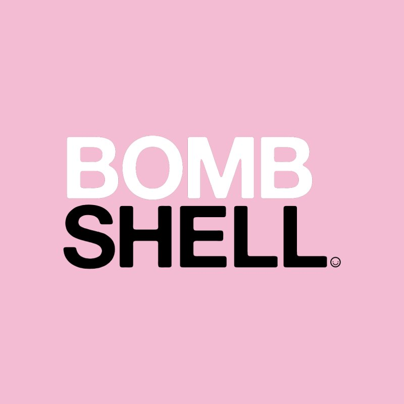 Bombshell T-shirt None  by HappyBombs's Artist Shop