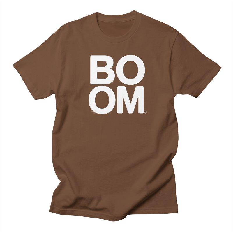 Environment BOOM T-shirt Men's T-shirt by HappyBombs's Artist Shop