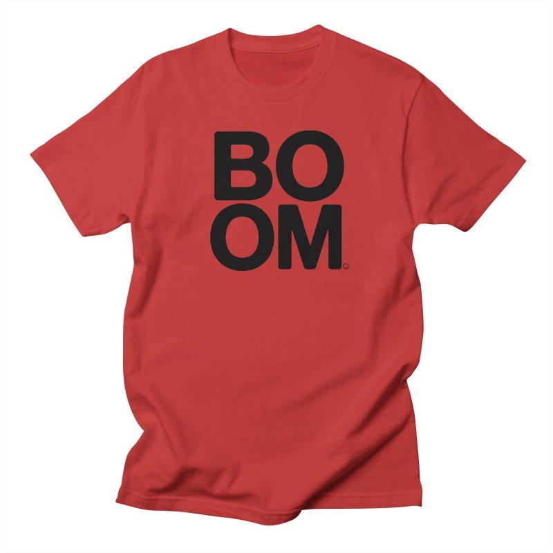 Diabetes BOOM T-shirt Men's T-shirt by HappyBombs's Artist Shop