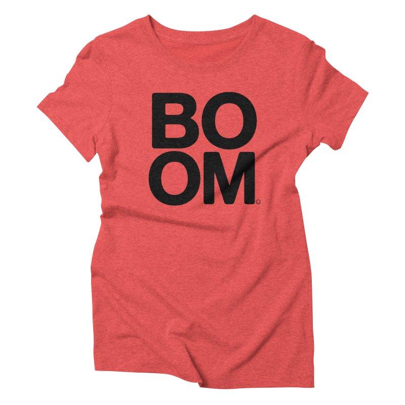 Diabetes BOOM T-shirt Women's Triblend T-shirt by HappyBombs's Artist Shop