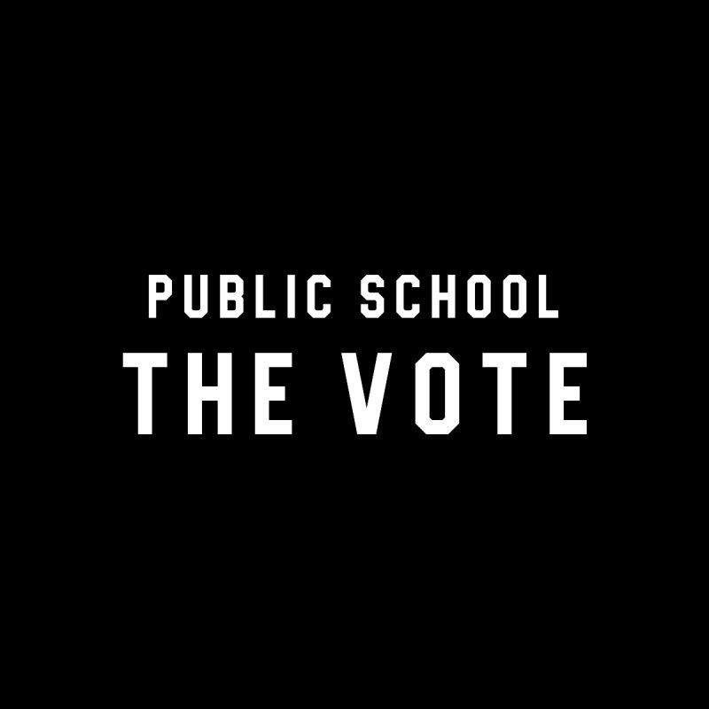 Public School The Vote by HappyBombs's Artist Shop