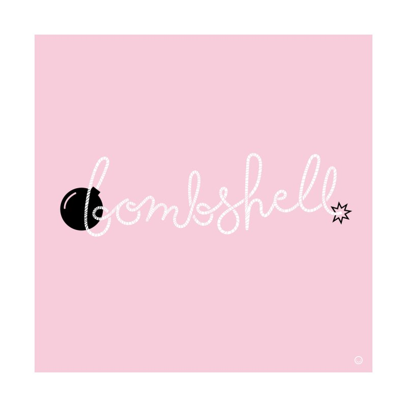 Bombshell Print None  by HappyBombs's Artist Shop