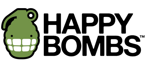 Logo for HappyBombs's Artist Shop