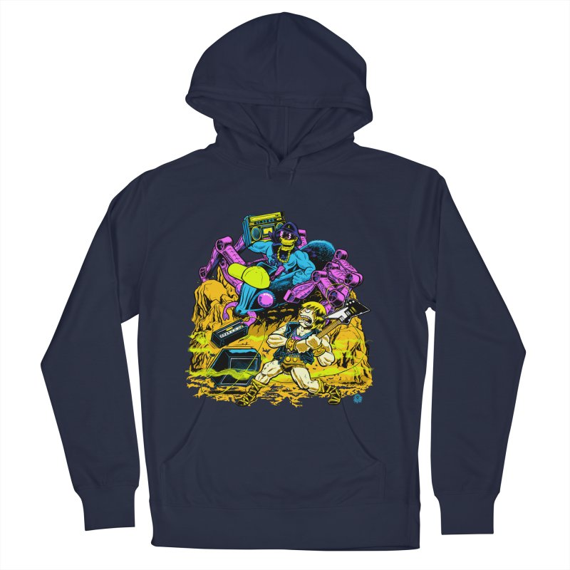 Masters of the Old School Women's Pullover Hoody by Happy Family