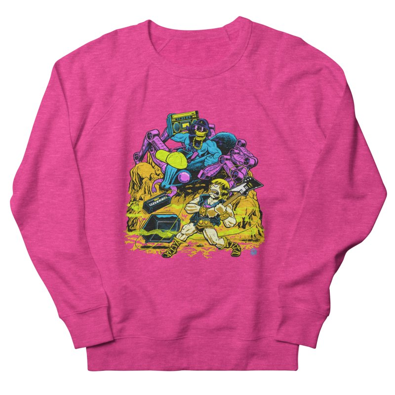 Masters of the Old School Women's Sweatshirt by Happy Family