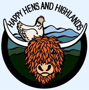 Happy Hens And Highlands's Artist Shop Logo