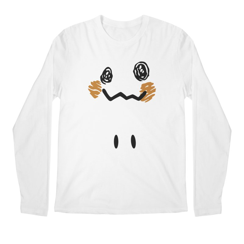 Disguise Men's Longsleeve T-Shirt by haragos's Artist Shop