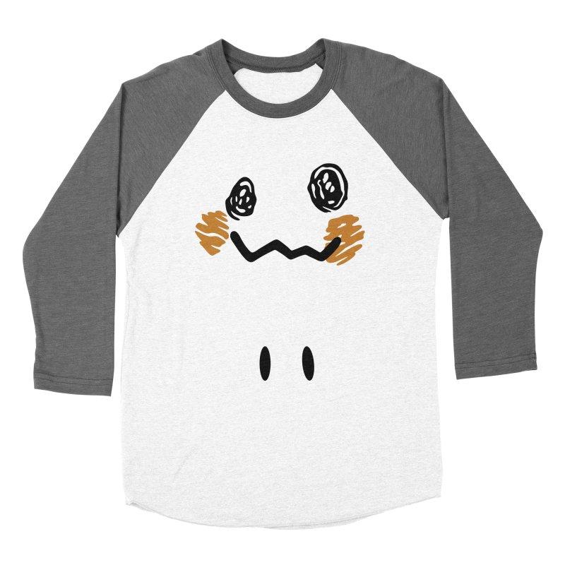 Disguise Women's Baseball Triblend T-Shirt by haragos's Artist Shop