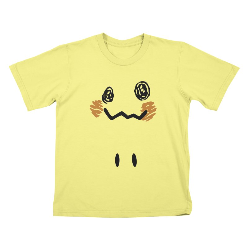Disguise Kids T-shirt by haragos's Artist Shop