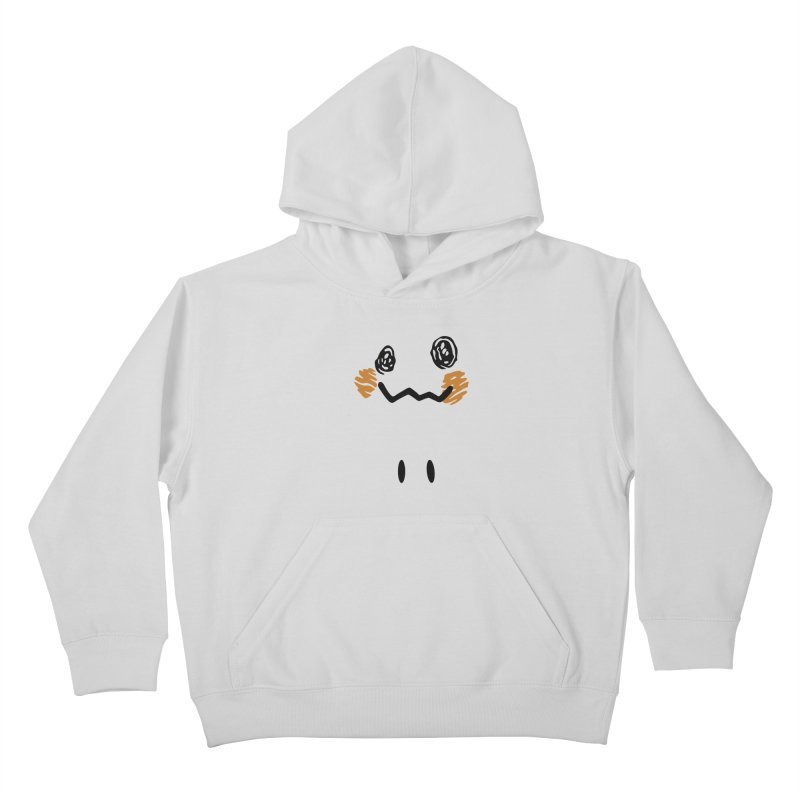 Disguise Kids Pullover Hoody by haragos's Artist Shop