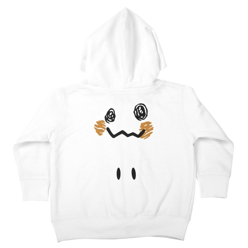 Disguise Kids Toddler Zip-Up Hoody by haragos's Artist Shop