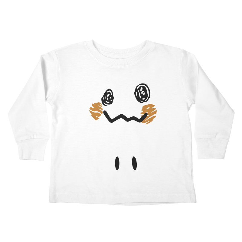 Disguise Kids Toddler Longsleeve T-Shirt by haragos's Artist Shop