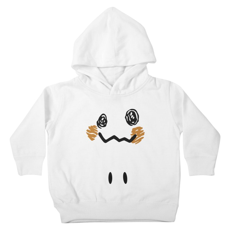 Disguise Kids Toddler Pullover Hoody by haragos's Artist Shop