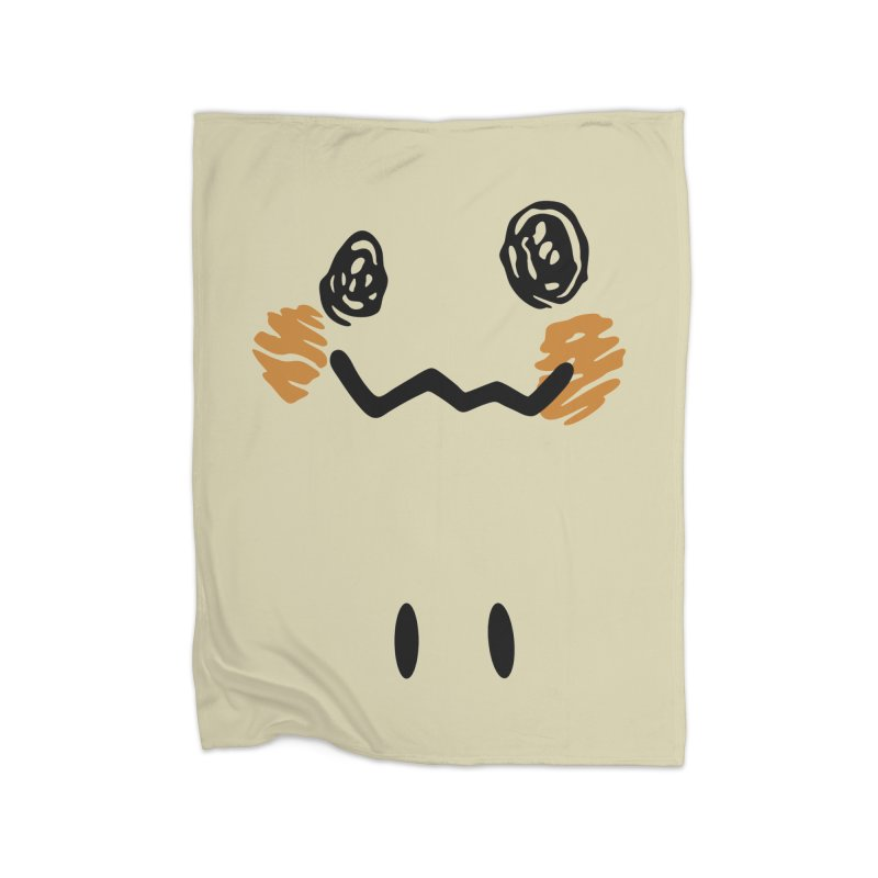 Disguise Home Blanket by haragos's Artist Shop