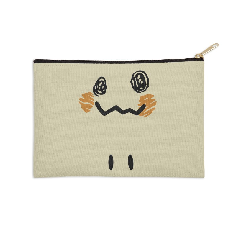 Disguise Accessories Zip Pouch by haragos's Artist Shop
