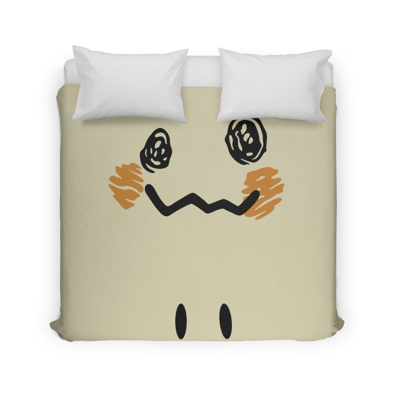 Disguise Home Duvet by haragos's Artist Shop