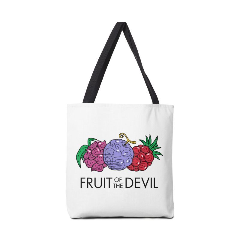 Fruit of the Devil Accessories Bag by haragos's Artist Shop