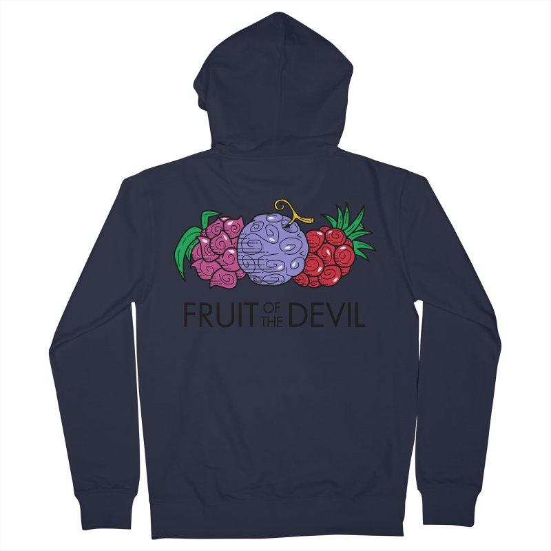 Fruit of the Devil Women's Zip-Up Hoody by haragos's Artist Shop