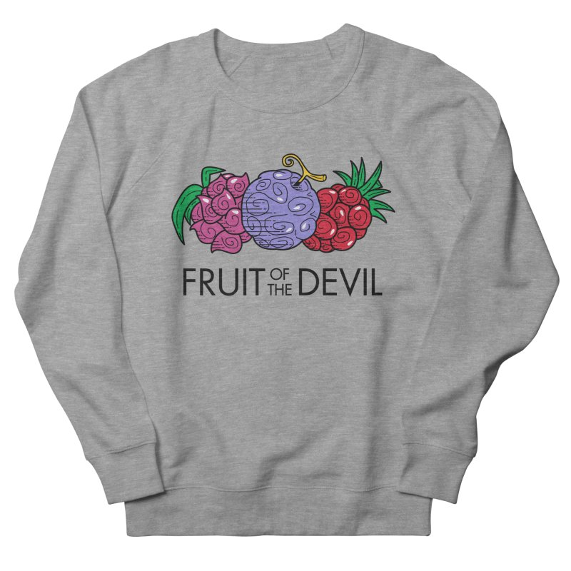 Fruit of the Devil Women's Sweatshirt by haragos's Artist Shop