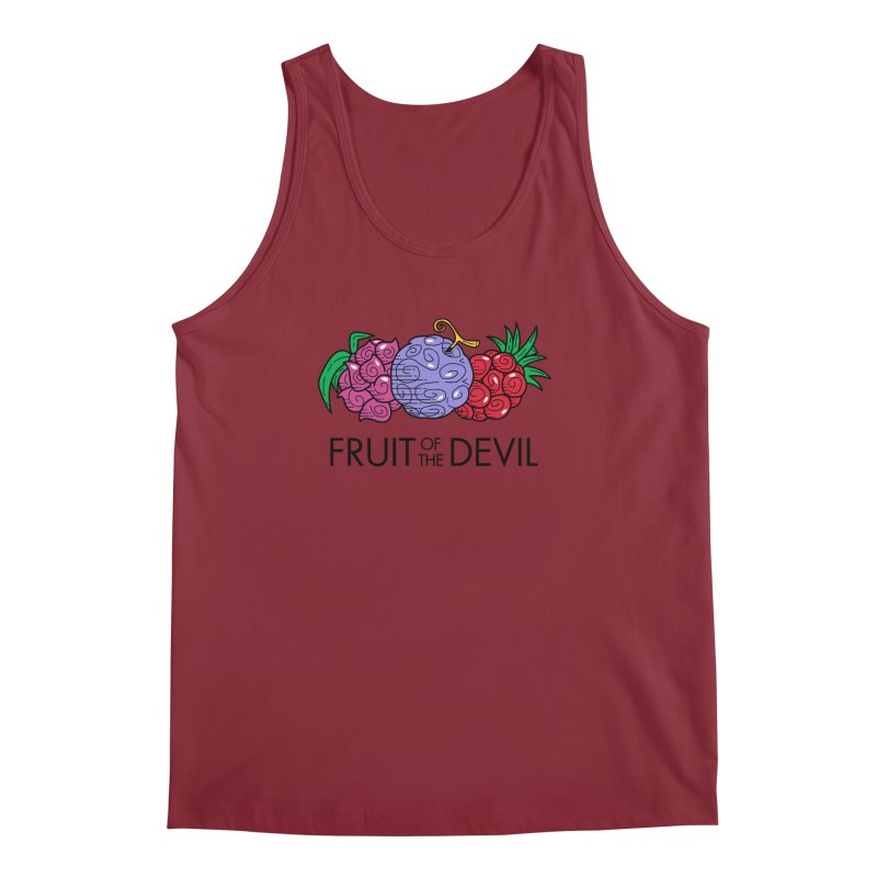 Fruit of the Devil Men's Tank by haragos's Artist Shop