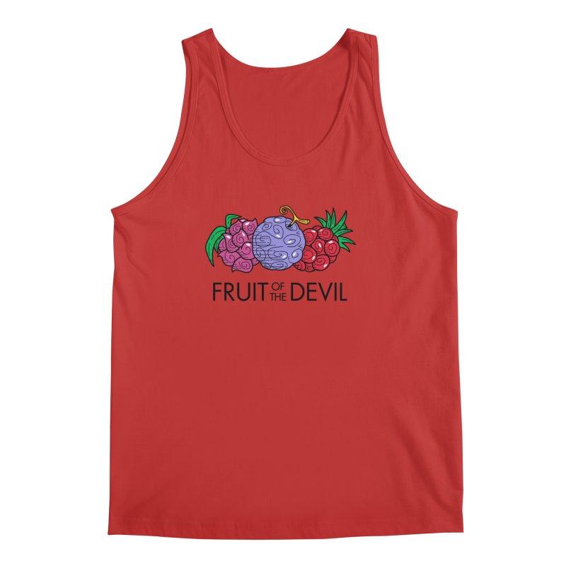 Fruit of the Devil Men's Tank by haragos's Artist Shop