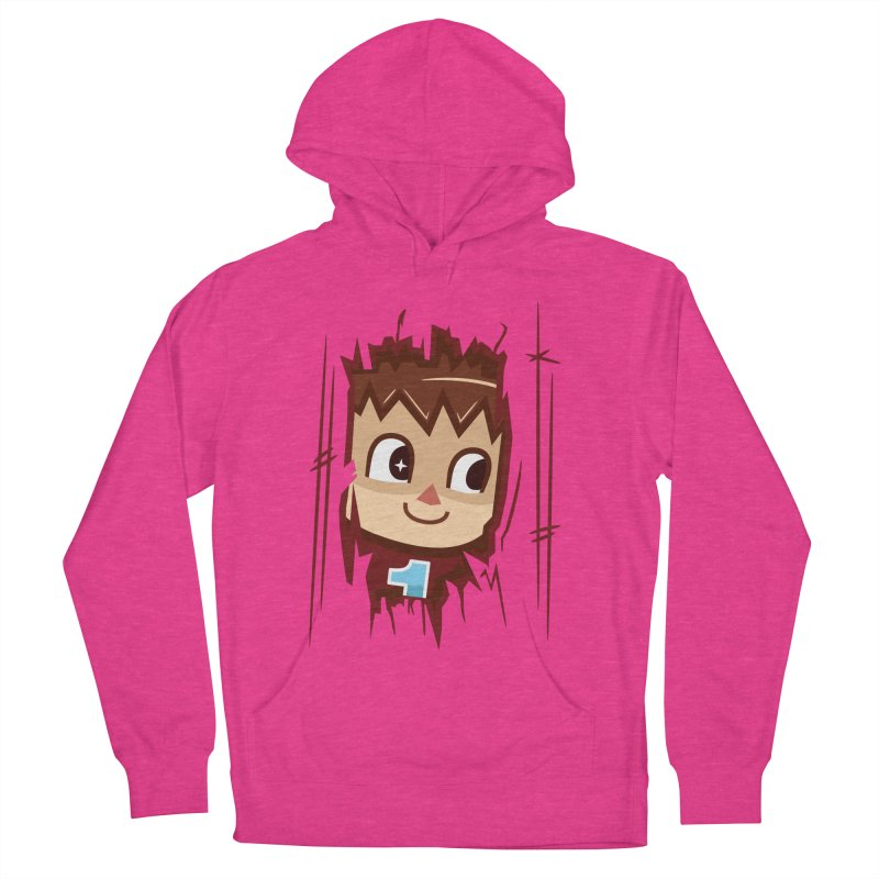 HEEEEERE'S.... THE VILLAGER! Men's Pullover Hoody by haragos's Artist Shop