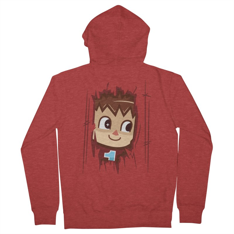 HEEEEERE'S.... THE VILLAGER! Women's Zip-Up Hoody by haragos's Artist Shop