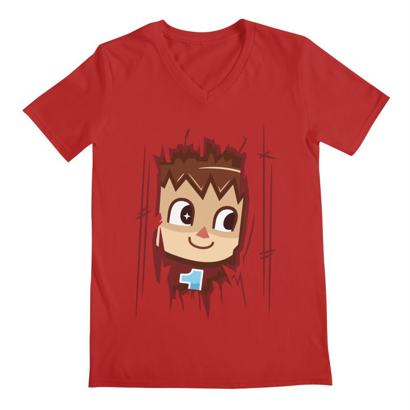 HEEEEERE'S.... THE VILLAGER!   by haragos's Artist Shop