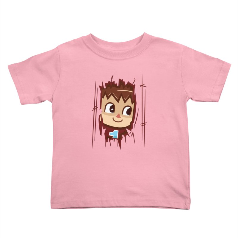 HEEEEERE'S.... THE VILLAGER! Kids Toddler T-Shirt by haragos's Artist Shop