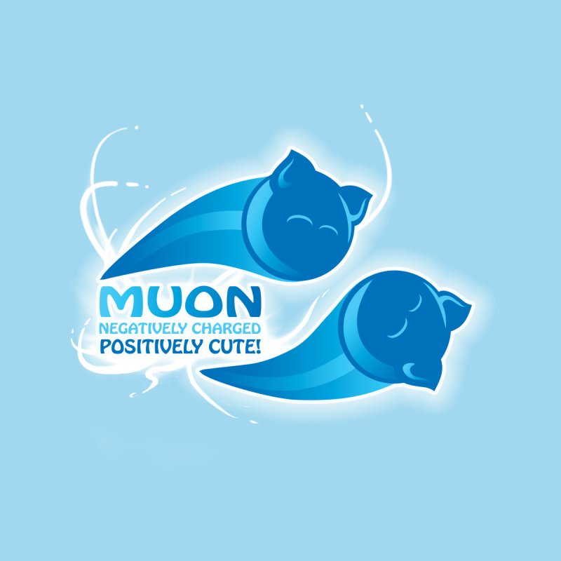 Muon! None  by harbingerdesigns's Artist Shop
