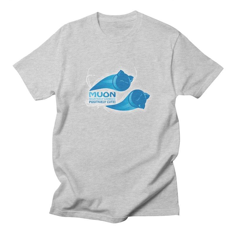 Muon! Men's T-Shirt by harbingerdesigns's Artist Shop