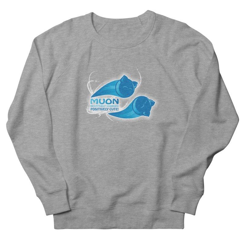 Muon! Men's Sweatshirt by harbingerdesigns's Artist Shop
