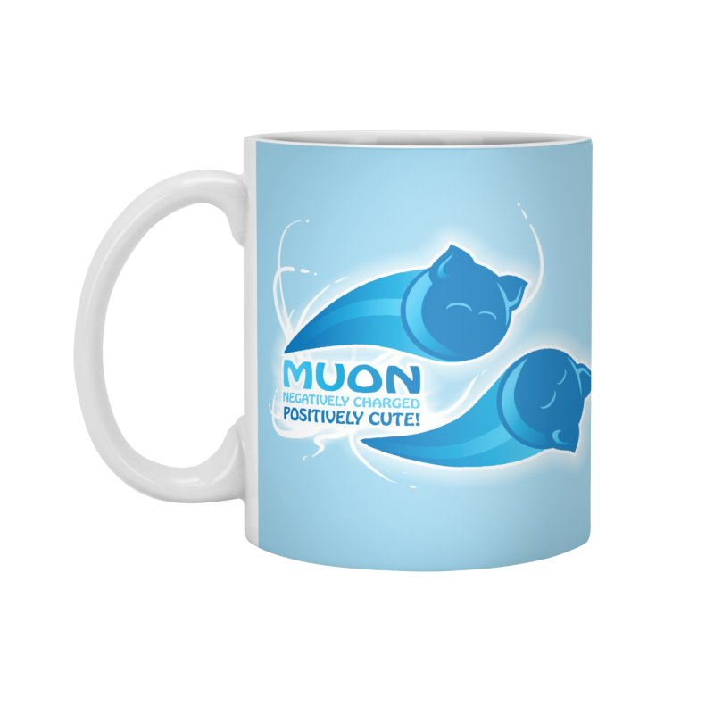 Muon! Accessories Mug by harbingerdesigns's Artist Shop