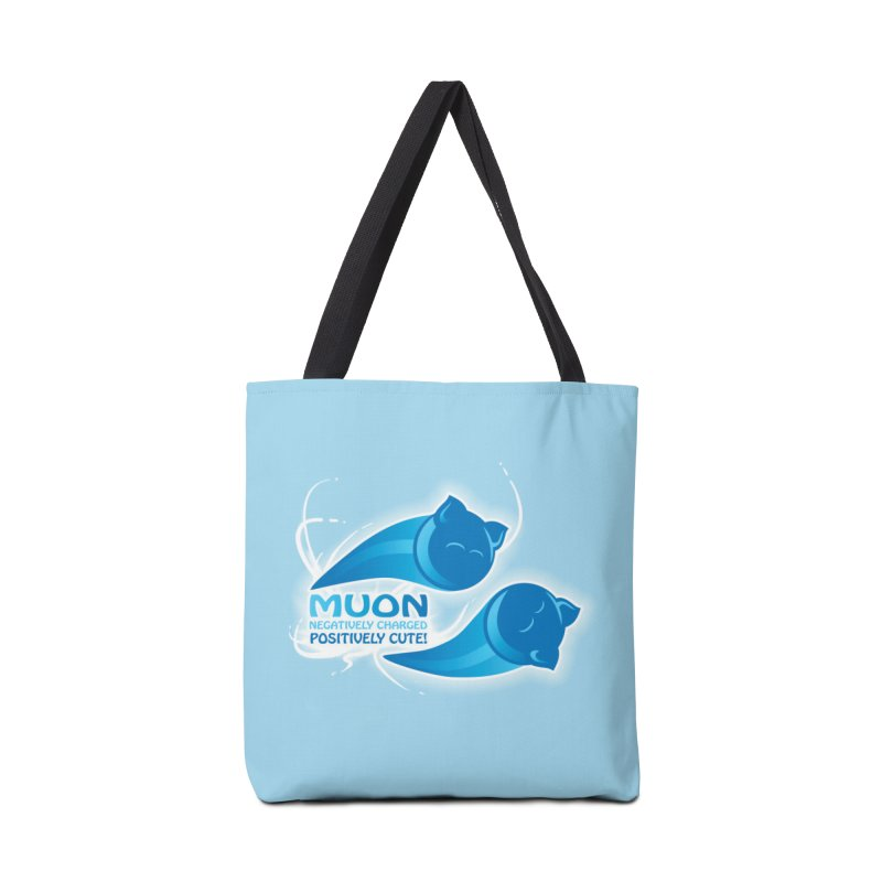 Muon! Accessories Bag by harbingerdesigns's Artist Shop