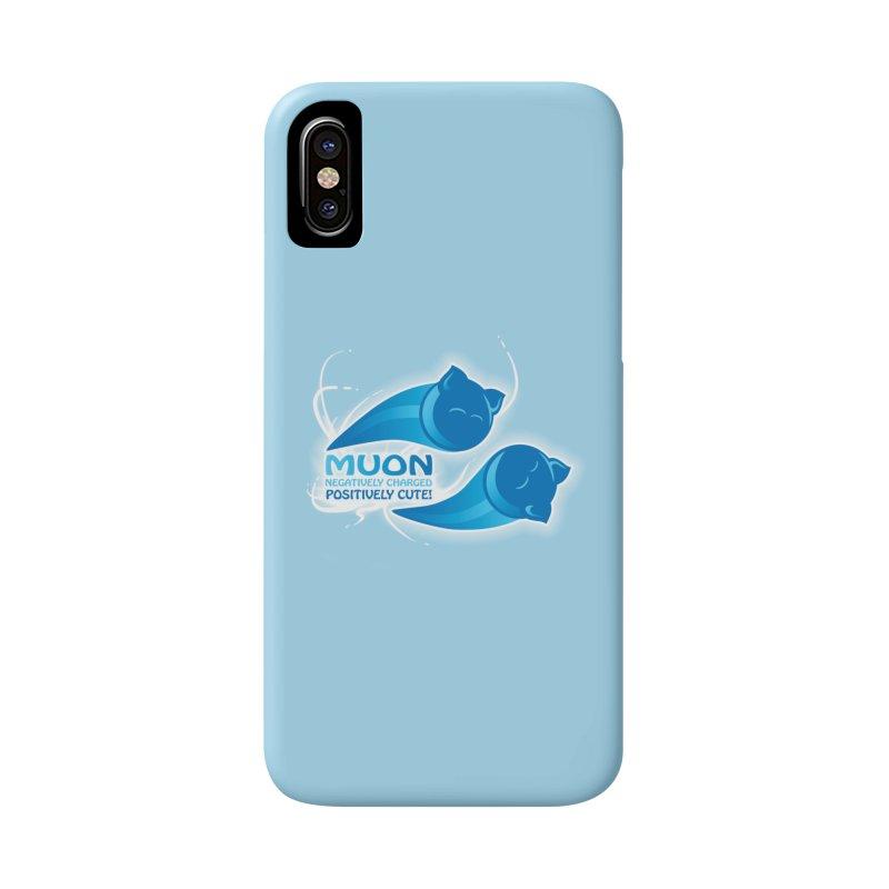 Muon! Accessories Phone Case by harbingerdesigns's Artist Shop