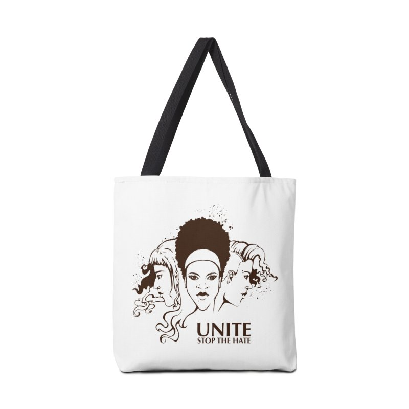Unite Accessories Bag by harbingerdesigns's Artist Shop