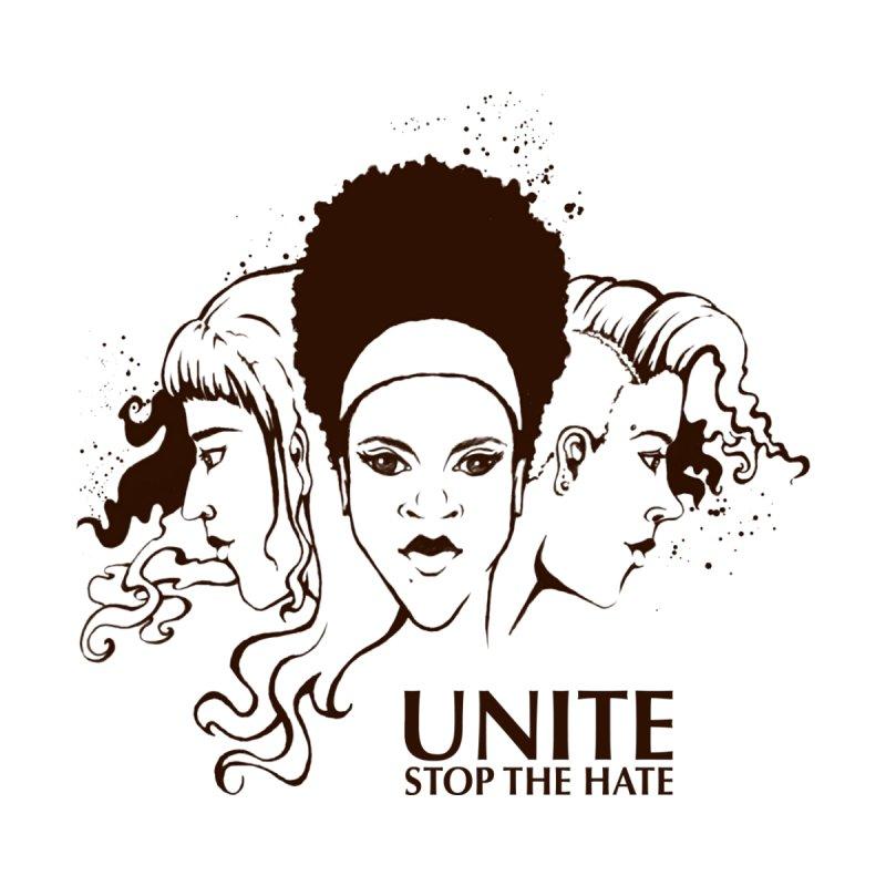 Unite None  by harbingerdesigns's Artist Shop