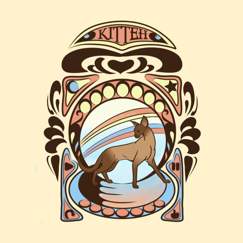 Kitteh by harbingerdesigns's Artist Shop
