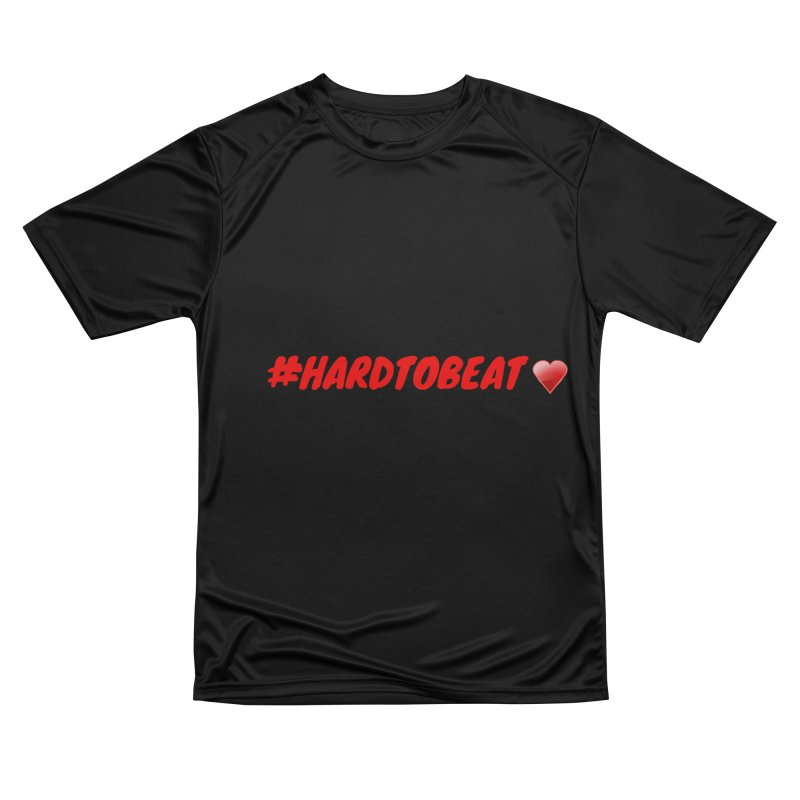 #HARDTOBEAT - HEART HEALTH MONTH Men's Performance T-Shirt by Hard To Beat