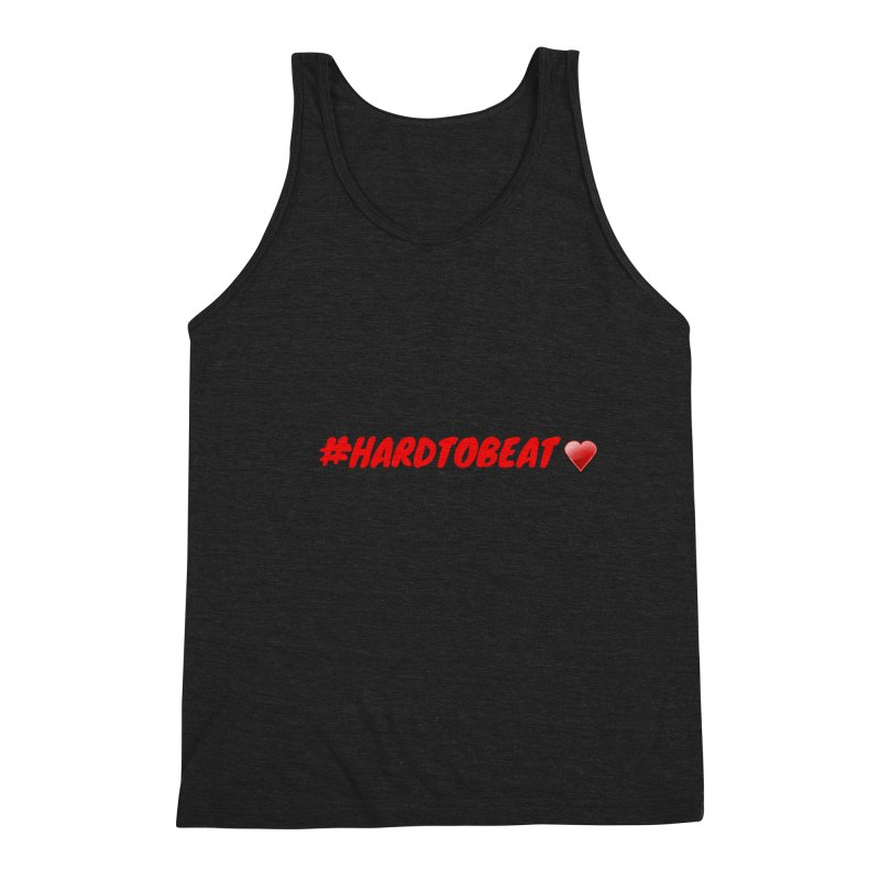 #HARDTOBEAT - HEART HEALTH MONTH Men's Tank by Hard To Beat