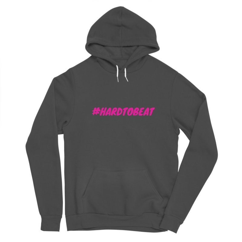 #HARDTOBEAT - PINK Men's Pullover Hoody by Hard To Beat