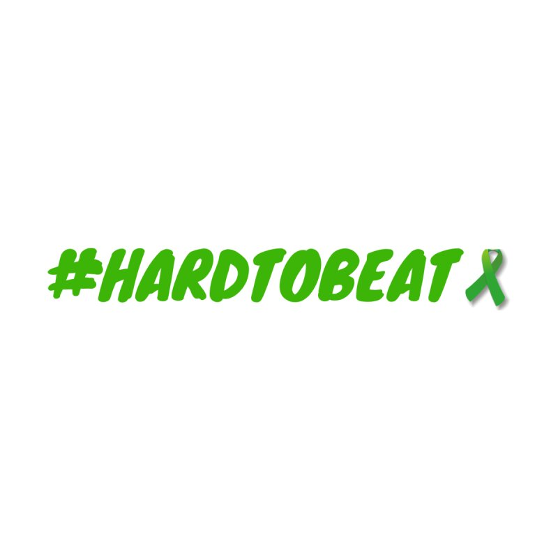 #HARDTOBEAT - MENTAL HEALTH AWARENESS Women's Tank by Hard To Beat