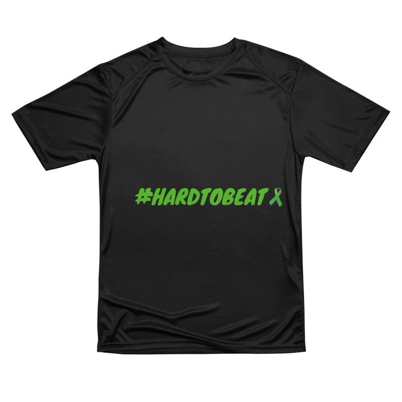 #HARDTOBEAT - MENTAL HEALTH AWARENESS Men's T-Shirt by Hard To Beat