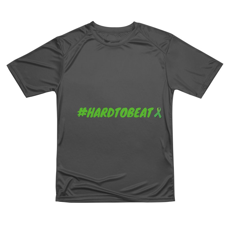 #HARDTOBEAT - MENTAL HEALTH AWARENESS Men's Performance T-Shirt by Hard To Beat