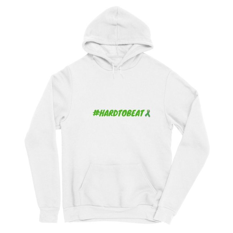 #HARDTOBEAT - MENTAL HEALTH AWARENESS Women's Pullover Hoody by Hard To Beat