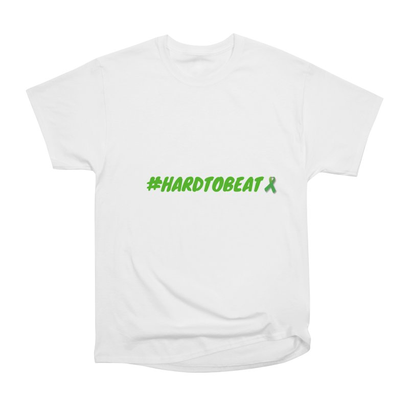 #HARDTOBEAT - MENTAL HEALTH AWARENESS Women's T-Shirt by Hard To Beat
