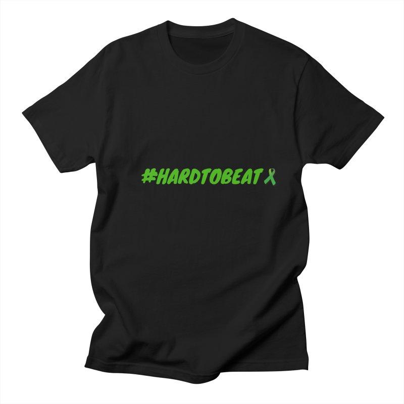 #HARDTOBEAT - MENTAL HEALTH AWARENESS Women's T-Shirt by Hard To Beat