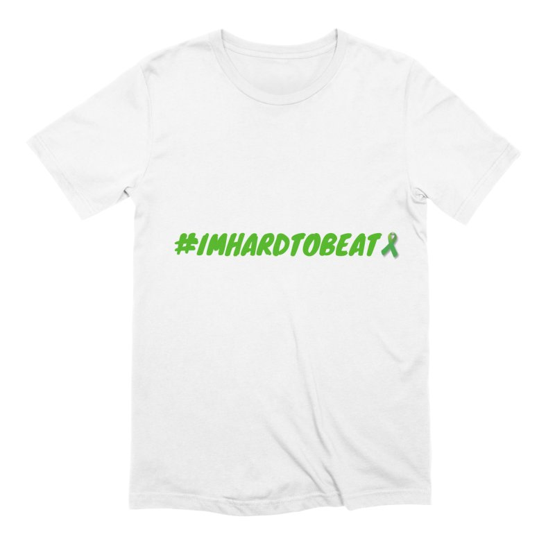#IMHARDTOBEAT - MENTAL HEALTH AWARENESS Men's T-Shirt by Hard To Beat
