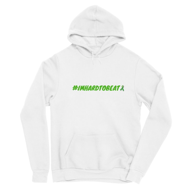 #IMHARDTOBEAT - MENTAL HEALTH AWARENESS Men's Pullover Hoody by Hard To Beat