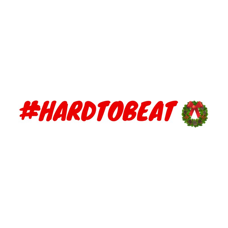 #HARDTOBEAT - CHRISTMAS Women's V-Neck by Hard To Beat